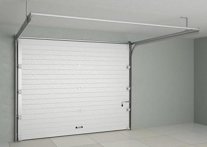 Купить секционные ворота на гараж в твери какую купить пушку для гаража